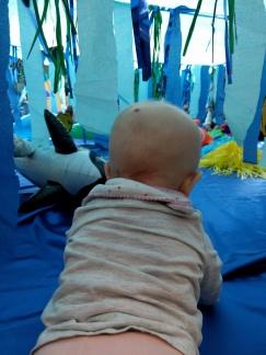 Baby sensory under the sea