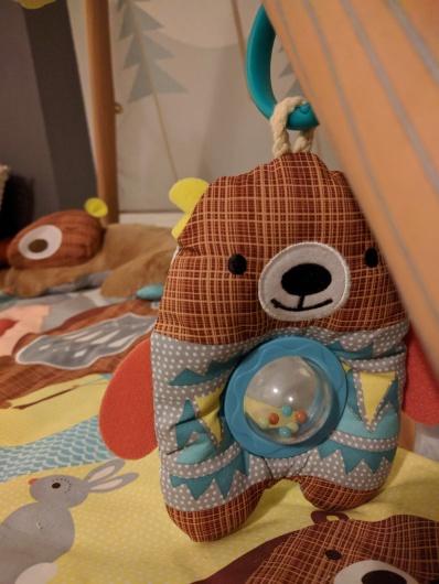 SkipHop bear