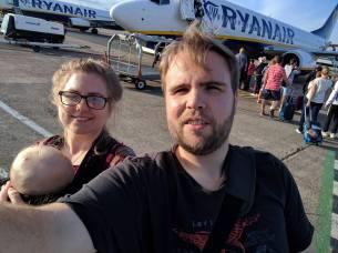 Flight before