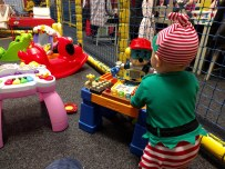 Soft play toys